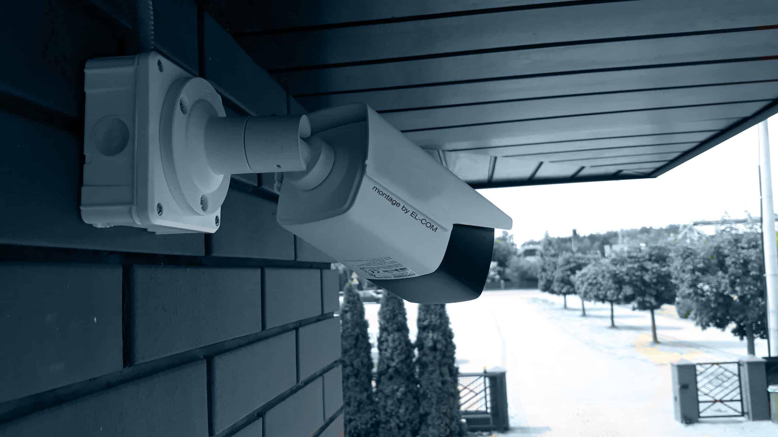Monitoring CCTV - Montaż i Serwis Kraków